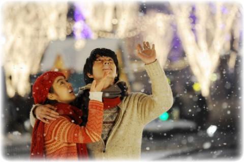 winter holidays korea