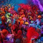 fête des couleurs
