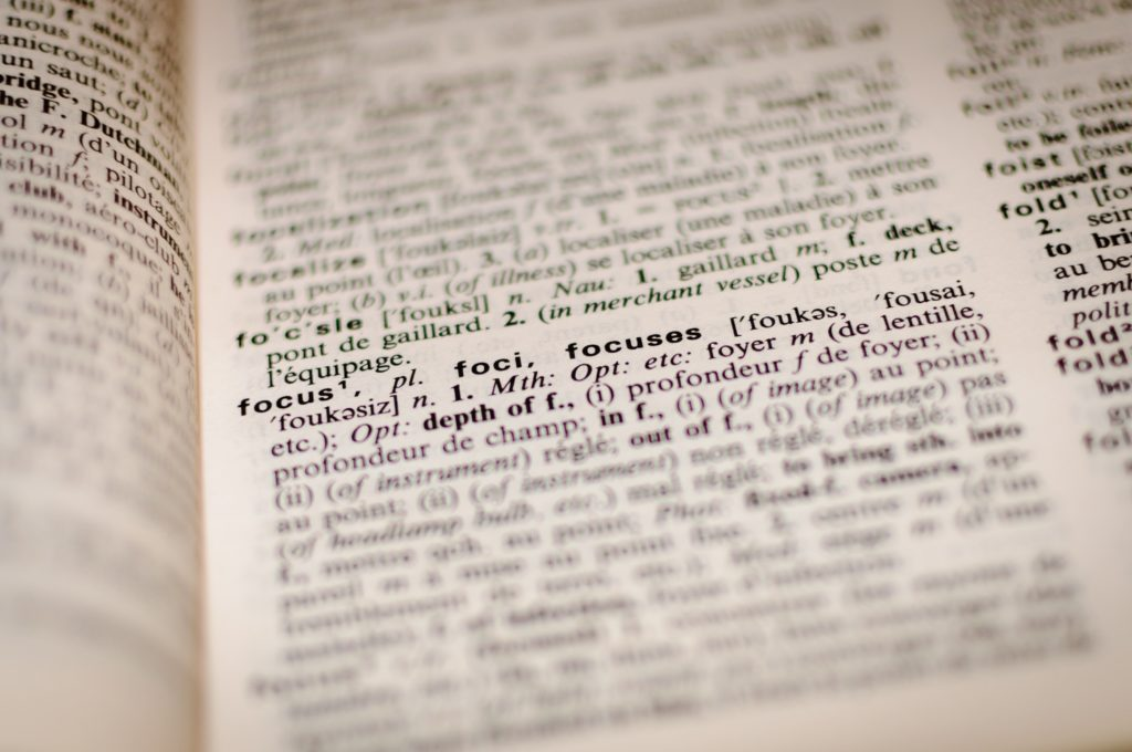 In-depth look at one of our areas of expertise: professional translations